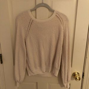 American Eagle Soft Cream Sweater